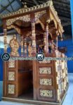 Mimbar For Mosque Ukiran Gebyok Jati Jepara Klasik Mewah