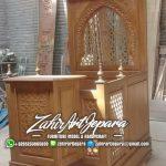Mimbar For Mosque Unik