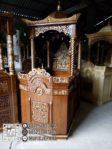 Mimbar Masjid Agung Wilayah