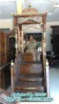 Mimbar Masjid Dari Kayu Ukiran Jepara