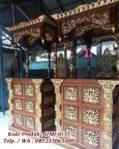 Bentuk Mimbar Ukir-ukiran Masjid Di Semarang