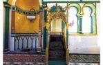 Mimbar Masjid Kayu Terbaru