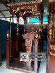 Mimbar Masjid Mewah Ukiran