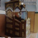 Mimbar Masjid Minimalis Wilayah