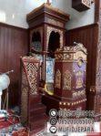 Mimbar Masjid Sesuai Sunnah Ukiran