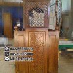 Mimbar Masjid Terbaru Minimalis