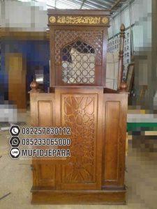 Harga Mimbar Masjid Terbaru Minimalis