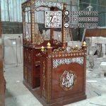 Mimbar Masjid Terbaru Unik