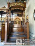Mimbar Masjid Termegah Ukiran Jepara