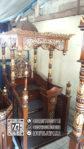 Bentuk Mimbar Ukir-ukiran Masjid Di Bandung