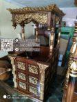 Model Mimbar Ukir-ukiran Masjid Di Banten