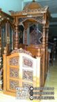 Mimbar Of Mosque Ukiran Mewah
