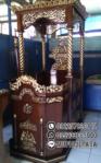 Mimbar Podium Masjid Terbaru