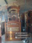 Model Mimbar Jati Minimalis Masjid Di Brebes