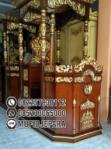 Mimbar Podium Masjid Unik
