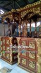 Mimbar Untuk Masjid Ukiran