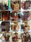 Podium Mimbar Ukir Klasik Furniture Jepara