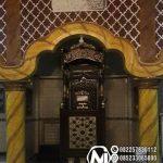 Model Mimbar Jati Jepara Masjid Di Cirebon
