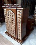 Mimbar Meja Podium Masjid Di Depok