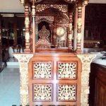 Mimbar Ukiran Masjid Di Bogor