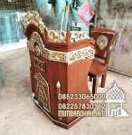 Mimbar Meja Podium Masjid Di Brebes
