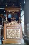 Mimbar Ukir-ukiran Masjid Di Sukabumi