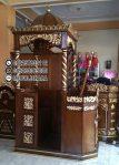 Mimbar Kayu Standar Masjid Di Sukabumi