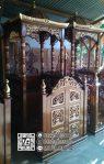 Mimbar Kayu Standar Masjid Di Brebes