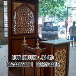Mimbar Meja Podium Masjid Di Semarang