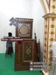 Mimbar Meja Podium Masjid Di Sukabumi