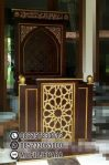 Mimbar Meja Podium Masjid Di Tegal
