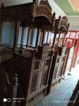Mimbar Masjid Minimalis Ukuran Standar Classic Jati Jepara