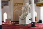 Mimbar Masjid Ukuran Besar Kuba Jati Jepara