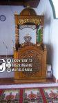 Mimbar Masjid Podium Pamekasan Buatan Jepara