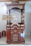 Mimbar Podium Masjid Purwokerto Buatan Jepara