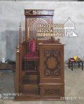 Mimbar Podium Gresik Kayu Jepara