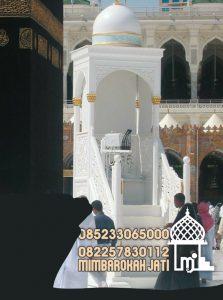 Mimbar Masjid Bogor Dari Jepara