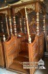 Mimbar Masjid Purwakarta Dari Jepara